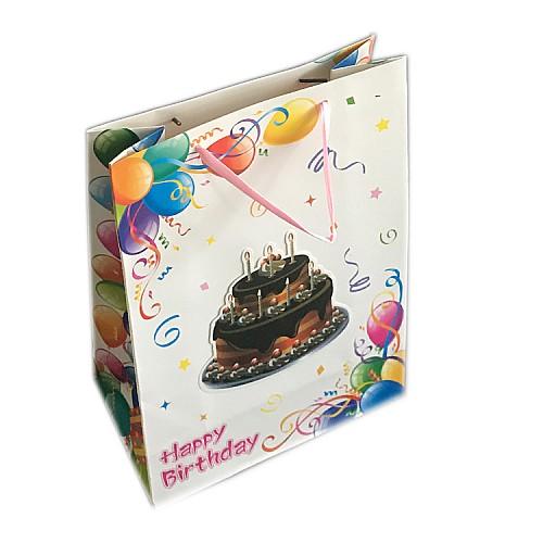 Baby Thema mit 3D Torte Geschenktüte