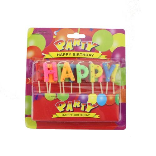 Happy Birthday Kerzen