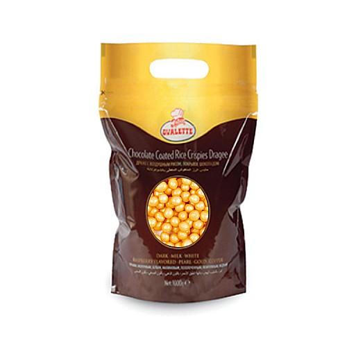 Reiswaffel Gold Stücke 1 Kg