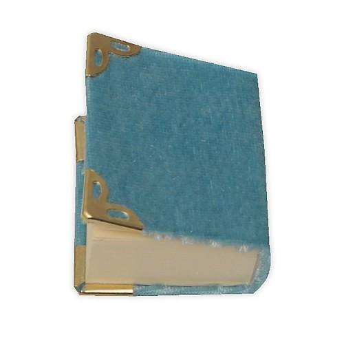 Blau Mini Koran 5x5,5 cm