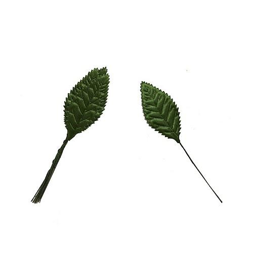 Dekor Blätter 12 Stück