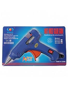 Professionelle Heißklebepistole  Blau
