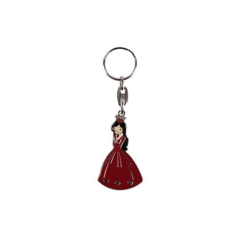 Braut mit Hennakleid Schlüsselanhänger 1 Stück