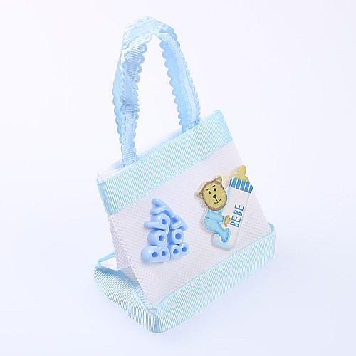 Baby Boy Blau Tasche 1 Stück