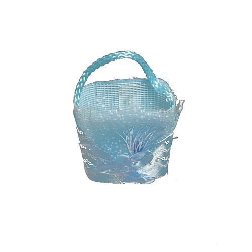 Blau Tasche / Tüte