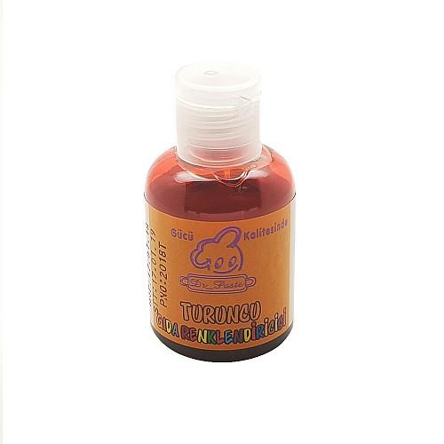 Lebensmittelfarbe Orange 50 ml Glutenfrei