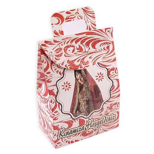 Geschenkbox für Henna 10 stück