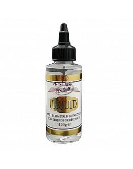 Dr Gusto Essbarer Liquid - Metallic Farben Löser 120 g