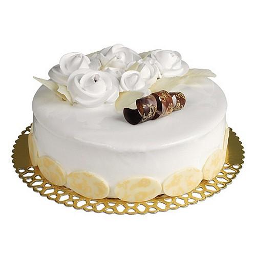 Ovalette Tortenguss Vanille 7 Kg Eimer