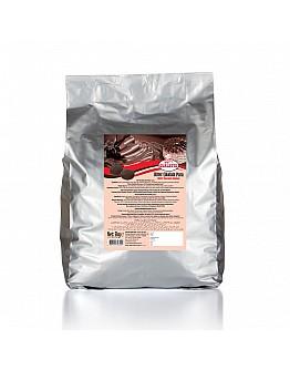 Ovalette Bitter Kuvertüre Schokolade Schmelz / Münze Schokolade 5 kg