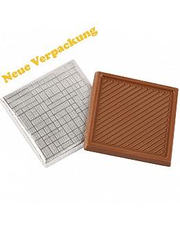 Ovalette Madlen Schokolade Vollmilch ( Silber verpackt ) 40 stk.