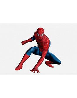 Spiderman Tortenaufleger / Lebensmittel Fotodruck