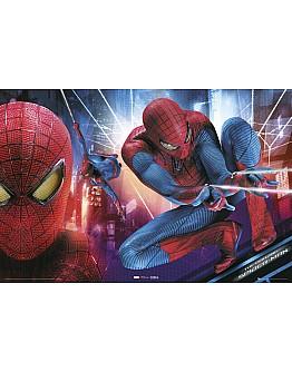 Spider-Man Tortenaufleger / Lebensmittel Fotodruck