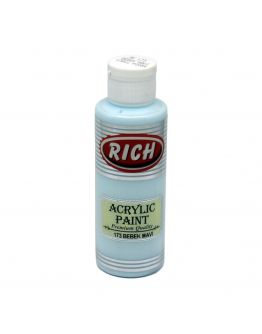 Rich Opak Acrylfarbe Baby Blau 130ml