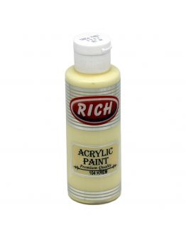 Rich Opak Acrylfarbe Krem 130ml