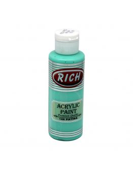 Rich Opak Acrylfarbe Patina 130ml
