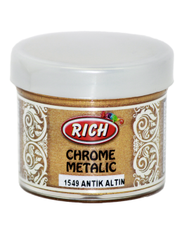 Rich Chrome Antik Gold 60ml