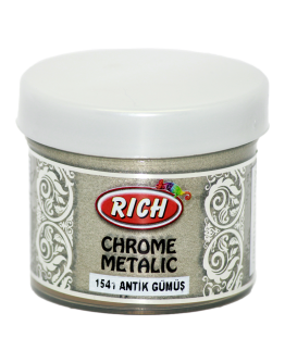 Rich Chrome Antik Silber 60ml