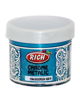 Rich Chrome Bodrum Blau 60ml