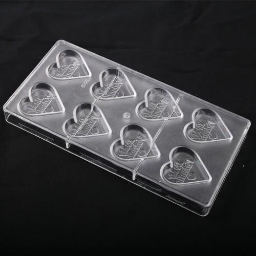 Be My Valentine Pralinen Schokoladen Form ca. 5 cm