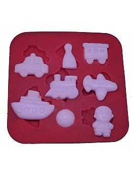 Baby & Spielzeug Thema Silikonform