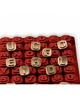Buchstaben & Zahlen & Zeichen 2 cm