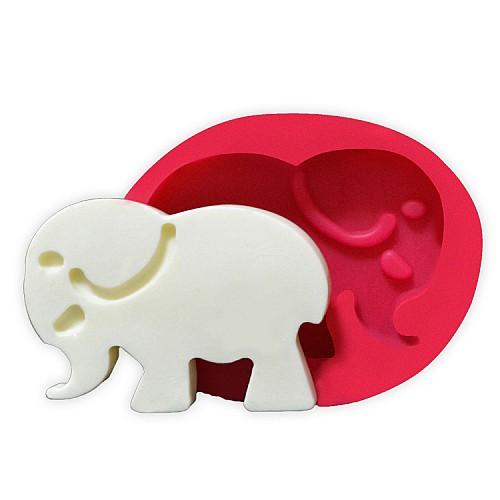 Elefant Silikonform