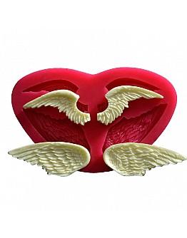 Flügel Silikonform