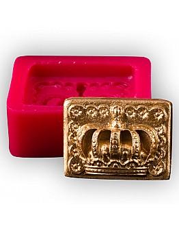 Konig Krone  Silikon Form  ca. 7 cm