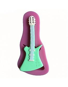 Gitarre Silikonform