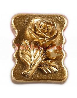 Rose Form  Silikon Form ca. 6,5 cm