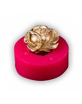 Rosenform klein Cupcake Dekoration Silikon Form 3 cm