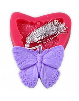 Schmetterlinge Silikonform ca. 7 x 6 cm
