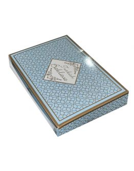 Baklava Karton / Baklava Box für 1 kg 100 stk.