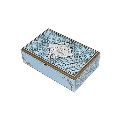 Baklava Karton / Baklava Box für 250 gr 100 stk.