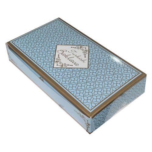 Baklava Karton / Baklava Box für 500 gr 100 stk.