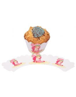 Emily Erdbeer  Thema Cupcake / Muffin  Wrapper
