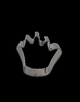 Baby Hand Keks Edelstahl Ausstechform