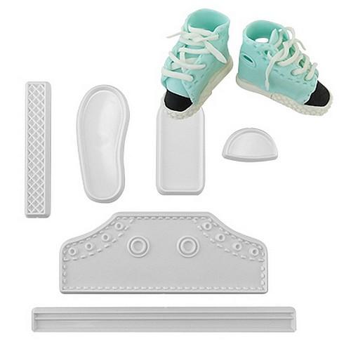 Baby Schuhe Ausstecher Set