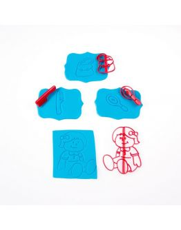 Jung Thema  Patchwork Cutters