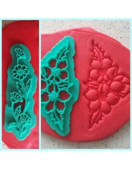 Patchwork Moulds Blumen form
