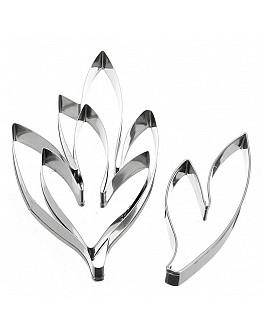 Pfingstrose Blumen Ausstecher Form