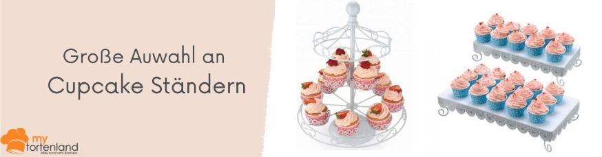 Etageren & Cupcake-Ständer