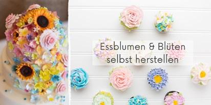 Deko Blumen & Knospen